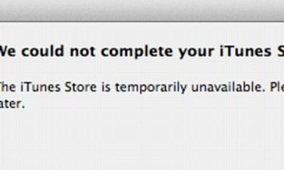 itunes meltdown apple admits internal error topped customers buying songs and apps for eleven hours