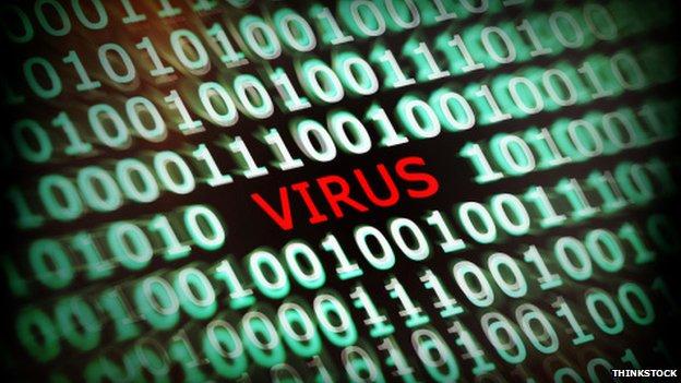 panda anti-virus software labels itself as malware