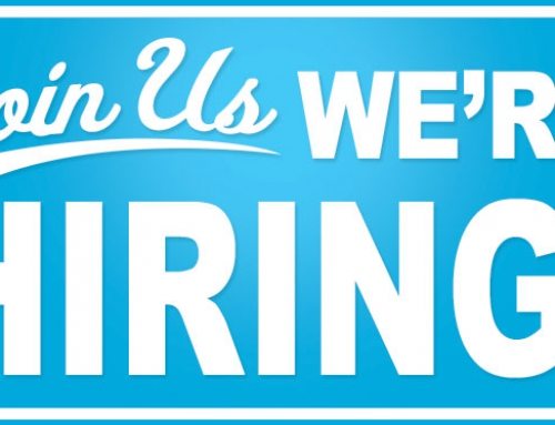 Job Vacancy – We are Hiring IT Support Staff