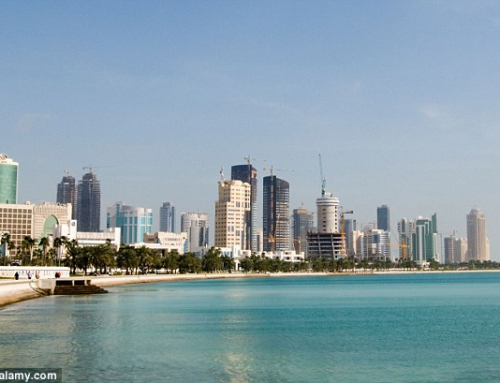 Size really DOESN'T matter: Tiny Qatar, Luxembourg and Singapore are the three richest countries in the world