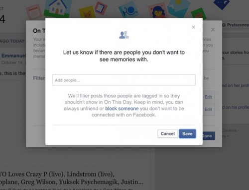 Facebook now lets you edit out bad memories
