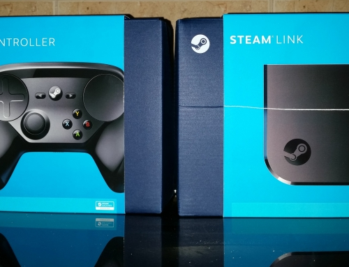 Work or Play – Steam Link