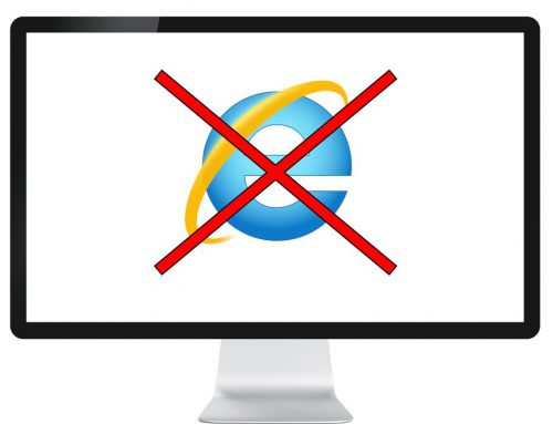 """You need to stop using Internet Explorer"" says by cybersecurity expert"