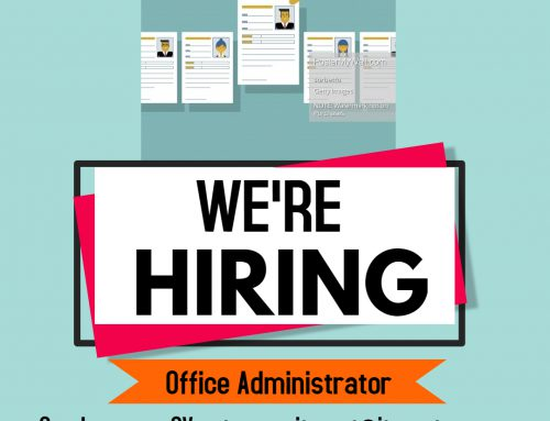 WE ARE HIRING – Office Administrator Doha, Qatar — JOB FILLED